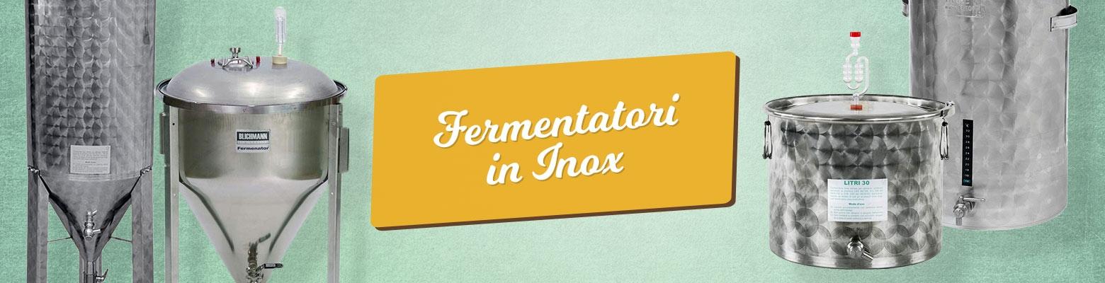 Fermentatori in inox