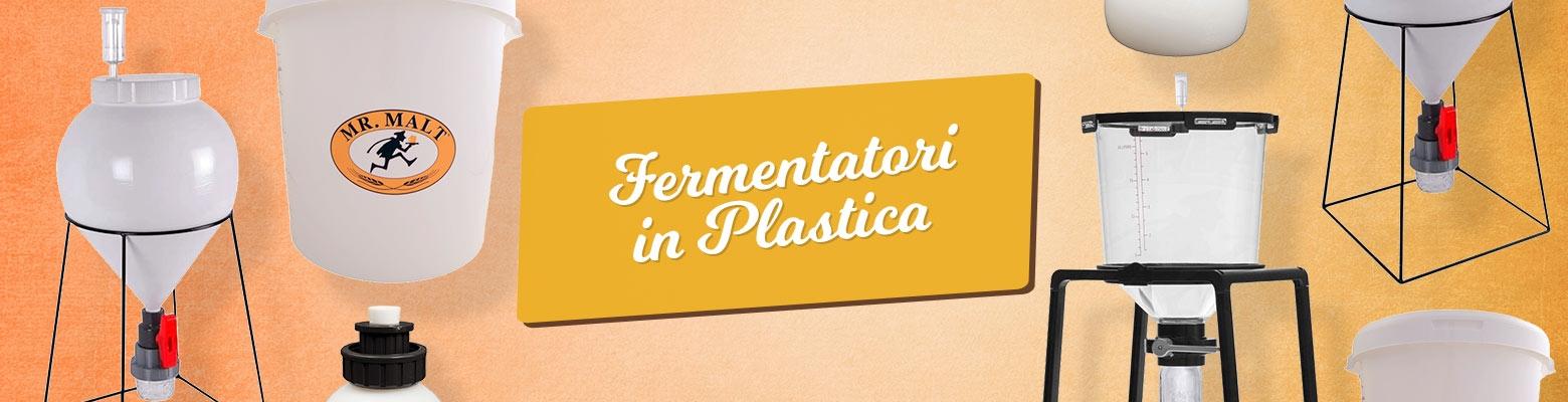 Fermentatori plastica