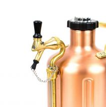 GrowlerWerks uKeg™ Tappo rubinetto