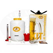Kit di fermentazione Birra Top Mr. Malt®