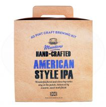 Muntons Hand-Crafted American IPA