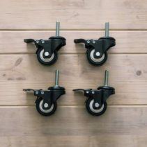 Ss Brewtech™ caster wheel Chronical 53 l