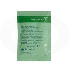 Lievito secco Fermentis SafAle™ K-97 - g 11,5