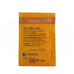 Lievito secco Fermentis SafLager™ S-189 - g 11,5