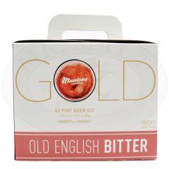 Muntons Gold Old English Bitter
