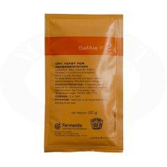 Lievito secco Fermentis SafAle™ F2 - g 20